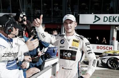 Marco Wittmann se ha llevado la pole en el circuito de Zandvoort | Foto: DTM