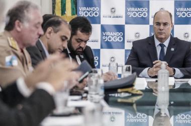 """Governador do RJ, Wilson Witzel menospreza exposição de atletas ao Covid-19: """"O risco é deles"""""""