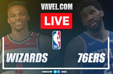 Highlights of Wizards 112-129 76ers in NBA Playoffs Game 5