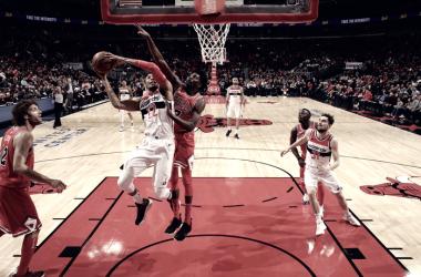 Wizards subyagó con idas y vueltas. Foto: Pagina Oficial Wizards