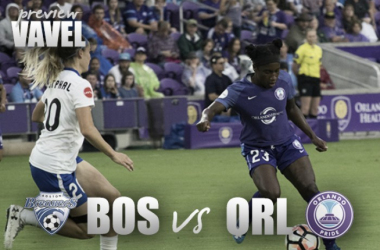 Boston Breakers look to halt their skid against Orlando Pride
