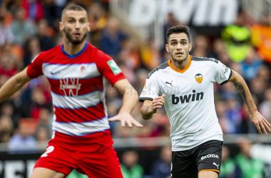 Resumen Granada vs Valencia en Copa del Rey 2020 (2-1)