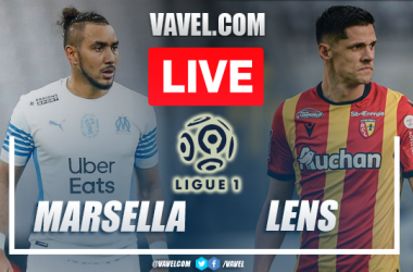 Goals and Highlights: Marseille 2-3 Lens in Ligue 1