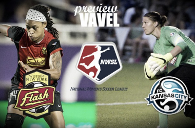 Western New York Flash take on FC Kansas City in Week 13 of the NWSL.