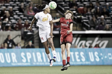 Western New York Flash travels to Portland to compete for the final spot in next week's championship. (@WNYFlash)