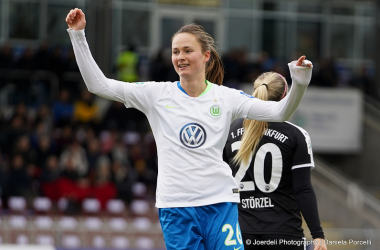 Frauen-Bundesliga week 18 review: Werder shock Frankfurt