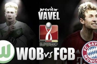 Preview - VfL Wolfsburg vs Bayern Munich - Top two collide in curtain raiser