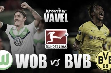 VfL Wolfsburg - Borussia Dortmund Preview: Champions' challengers clash in late kickoff