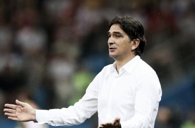 """Zlatko Dalić: """"Esta es una victoria para todos ustedes"""""""