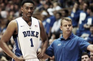 Duke assistant coach Steve Wojciechowski will be the new head coach at Marquette (Rob Kinnan-USA TODAY Sports)
