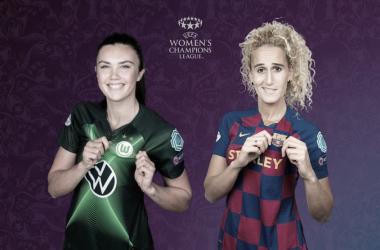 Vale vaga na final! Wolfsburg e Barcelona abrem semifinais daWomen's Champions League