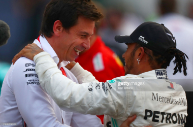 Mercedes' Toto Wolff to miss Brazilian Grand Prix