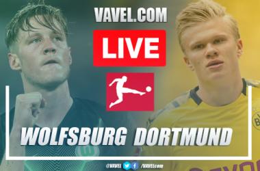 Wolfsburg vs Borussia Dortmund: Live Score and Stream (0-2)
