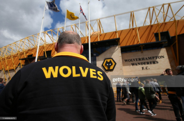 4,500 Wolves fans will be in attendance on Sunday.&nbsp;(Photo by Alex Livesey/Getty Images)<br>