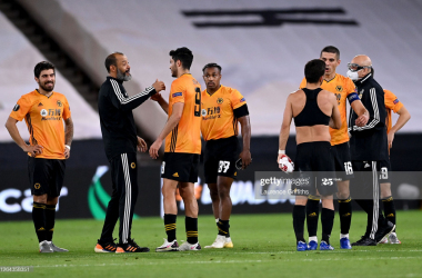 Wolverhampton Wanderers 1-0 Olympiacos [2-1] The Warm Down: Resilience and bravery helps guide Wolves to Europa League quarter final