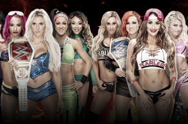 WWE has created an amazing women's roster. Photo- WWE.com