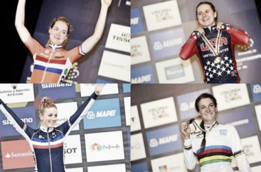 A host of top class female riders will be vying for the Gold medal this afternoon / Road Cycling UK