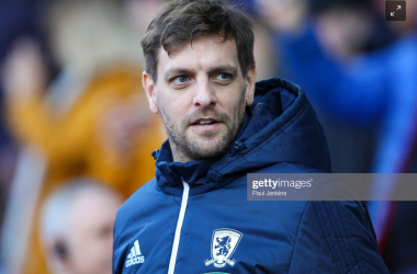 Jonathan Woodgate during his time on the coaching staff (Photo by Paul Jenkins)