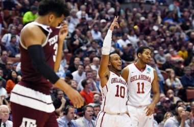 2016 NCAA Tournament Sweet Sixteen: Oklahoma Handles Texas A&M