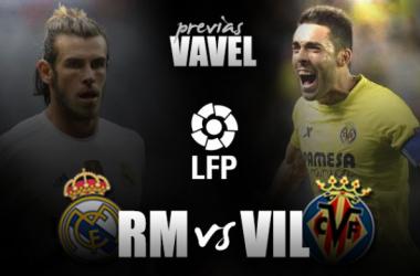 Buscando a liderança, Real Madrid recebe embalado Villarreal