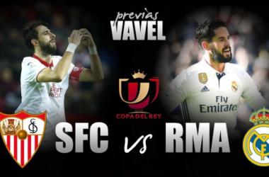 Após construir vantagem em casa, Real Madrid visita Sevilla por lugar nas quartas da Copa do Rei