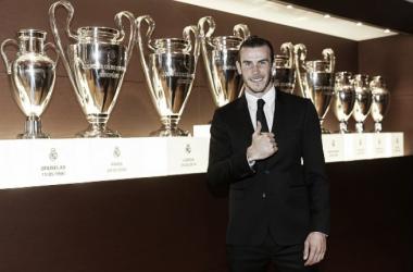"""Bale comemora renovação com Real Madrid: """"Espero seguir ganhando coisas aqui"""""""