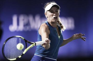 Una nueva final para Wozniacki