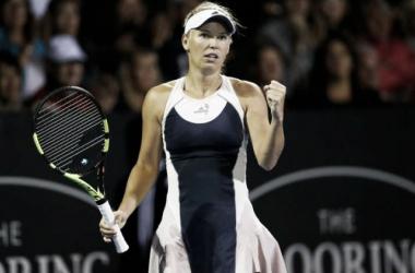 Caroline Wozniacki, un resurgimiento sacrificado