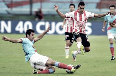 Último encuentro disputado entre ambos, el resultado fue 1 a 1. Foto: Diario Sol