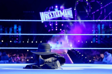 WrestleMania become more than just an event it become the celebration of the Undertaker (image: wwe,com)