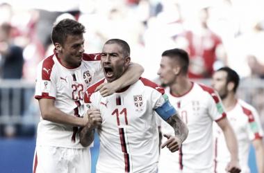 """Kolarov: """"Brasil es buena, pero nosotros también"""""""