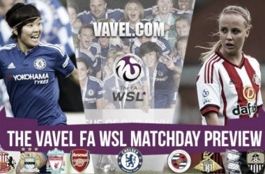 WSL 1 - Week Five Preview: Top two face each other in an exciting week ahead