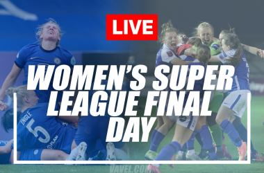 Chelsea win the Women's Super League; Bristol City are relegated to the FA Women's Championship