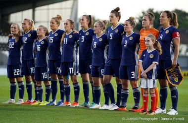 2019 FIFA Women's World Cup Preview: Scotland