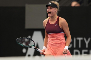 WTA Adelaide: Dayana Yastremska reaches final after straight sets win over Aryna Sabalenka