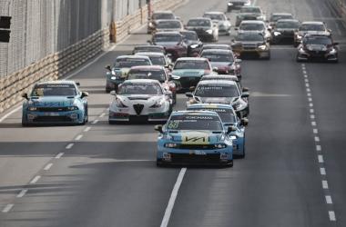 El WTCR corrió en las calles de Macau