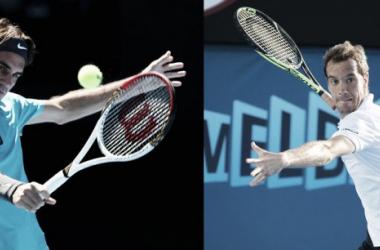 Roger Federer vence Richard Gasquet pelo Australian Open 2018 (3-0)