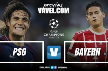 PSG coloca time estrelado à prova contra Bayern pela Champions League