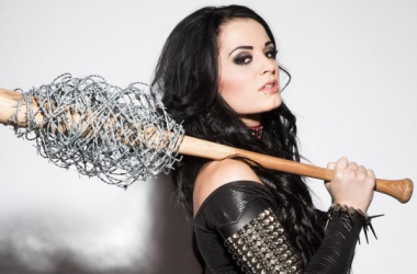 Former 2X WWE Divas Champion Paige  photo credit: WWE.com