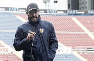 A temporada de Nuno Espirito Santo: revelação no comando do Valencia