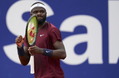 ATP Barcelona: Frances Tiafoe defeats Carlos Alcaraz in battle of young guns