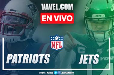 Resumen y Touchdowns del Patriots 30-27 Jets en la NFL 2020