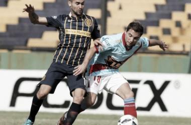 """Arsenal 1 - 0 Rosario Central : Puntuaciones del """"Canalla"""""""