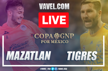 Goals and Highlights: Mazatlán 0-0 Tigres, 2020 Friendly Game Copa GNP por México