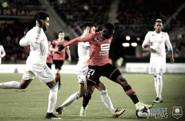 Previa Stade Rennais - Olympique de Marsella: vuelve la competición más grande de Francia