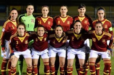 El once habitual de España en esta Euro 2013   Foto: uefa.com.