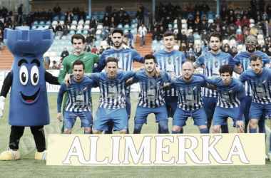 Jon Garcia, Isi Palazon, Rios Reina, Saul y Yuri seguiran defendiendo los colores de la Deportiva. Foto: Twitter @SDP_1922