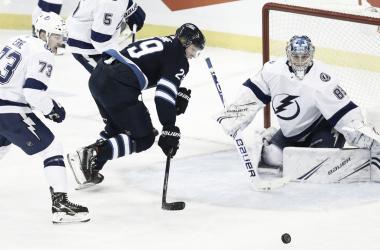 Lightning vs Jets podría ser una final atractiva por la Stanley Cup.NHL.com.
