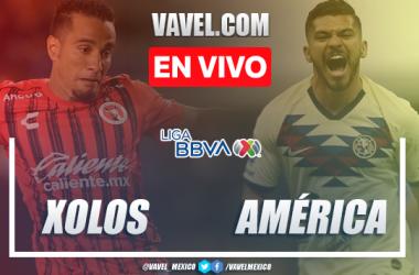 Resumen: Xolos 0-0 América en Liga MX 2020