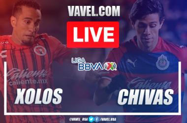 Xolos vs Chivas EN VIVO transmisión online en Liga MX (0-0)